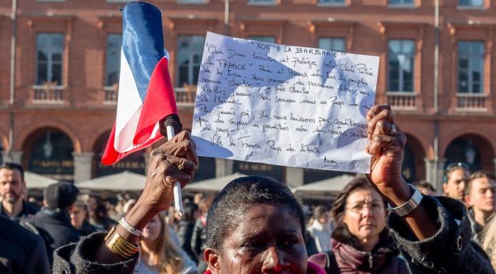 Vive la France, Pays de liberté