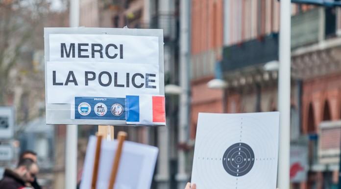 Merci la Police, prise pour cible par les terroristes