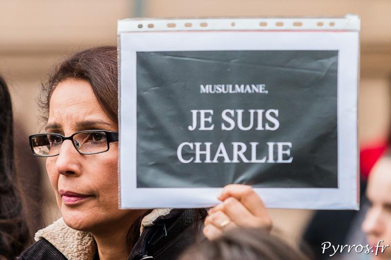Musulmane, Je Suis Charlie