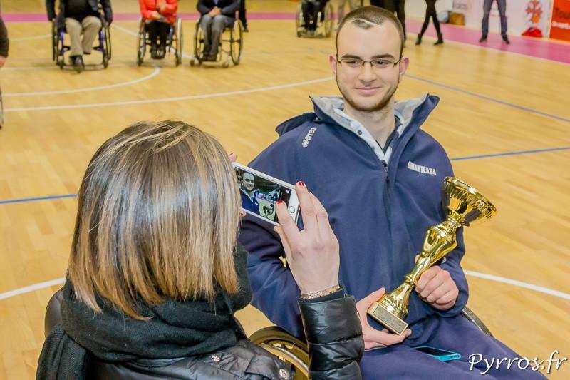 Briantea84 remporte la compétition à Toulouse