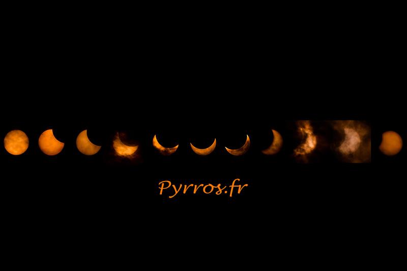 Comment photographier une éclipse solaire ?