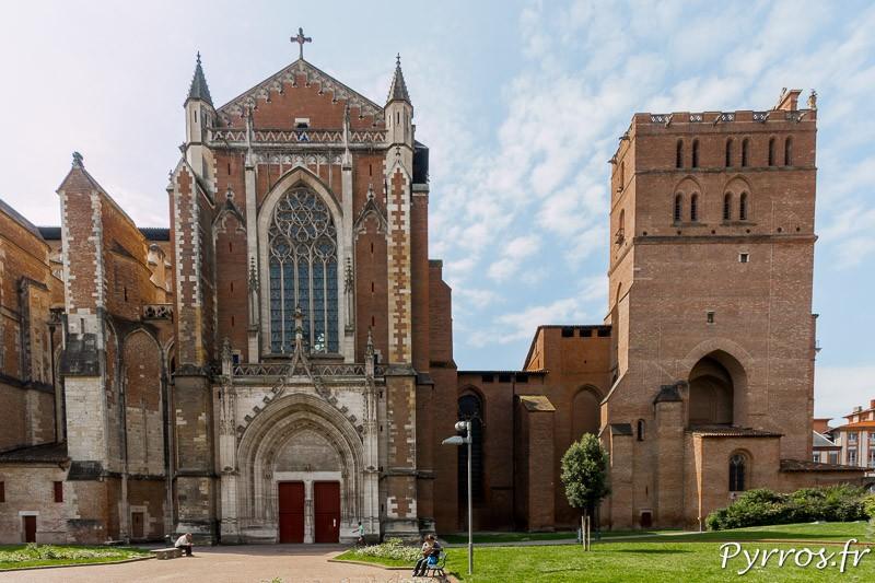 Cathédrale Saint Etienne une juxtaposition de style