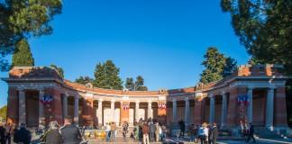 Le Monument aux Morts de la Première Guerre Mondiale du cimetière Salonique
