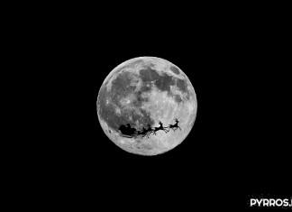 Pleine Lune de Noël