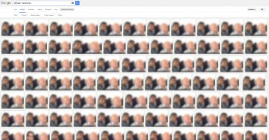 une recherche sur Google Images pour s'apercevoir que le cliché original n'est que la partie émergée de l'iceberg numérique.