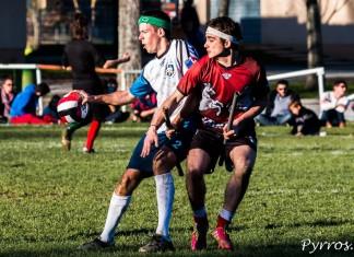 Sans les balais, le quidditch ressemblerai à du handball