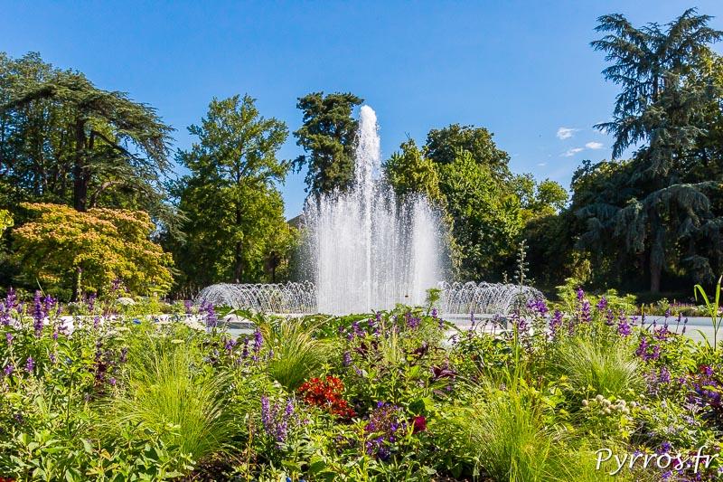 Fontaine du Grand Rond à Toulouse