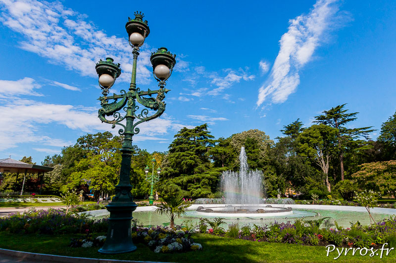 Les 10 fontaines incontournables toulouse for Jardin grand rond toulouse