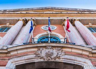 Les drapeaux du Capitole ont été mis en berne après l'attentat de Nice