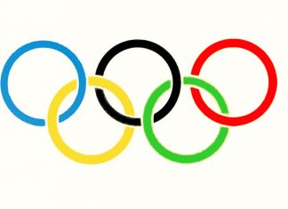Logo des Jeux Olympiques