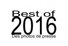 Les images marquantes de 2016