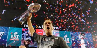 Tom Brady remporte son cinquième Super Bowl (photographe inconnu/afp)