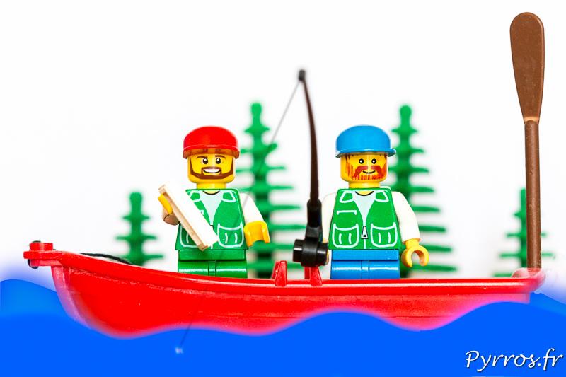 Les Lego vont à la pèche aux idées