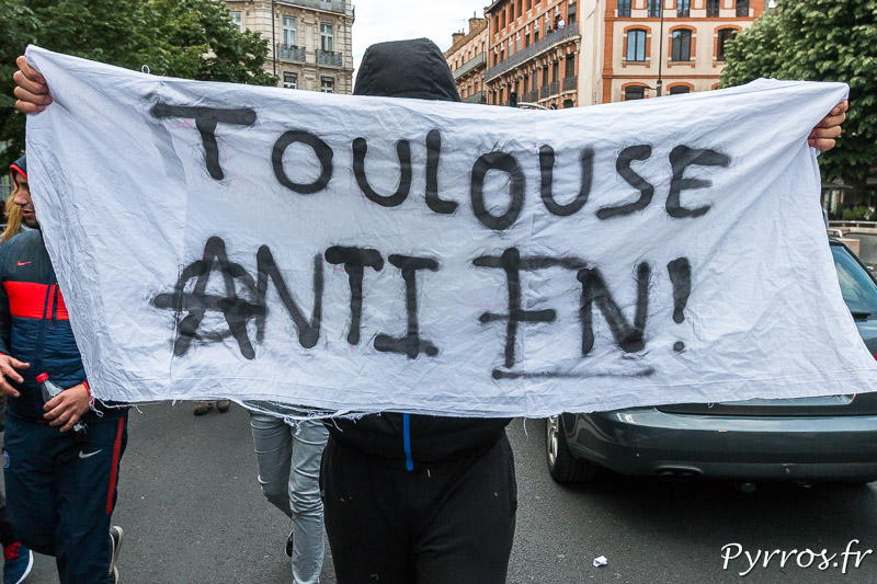 Toulouse Anti FN !