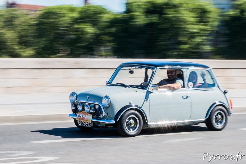 Une Austin-Mini