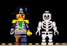 L'éclairage des monstres donne des ombres inhabituelles pour renforcer la peur qu'ils provoquent