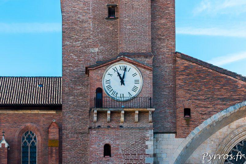 Cadran de la Cathédrale Saint Etienne