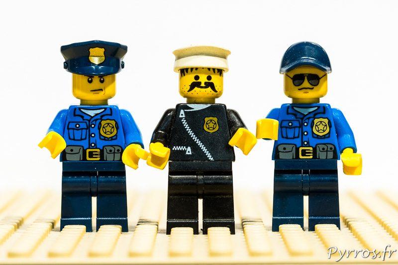 Photographier les forces de l'ordre c'est autorisé !