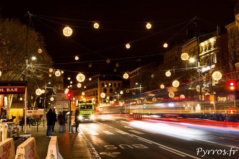 Illuminations de Noël à Toulouse