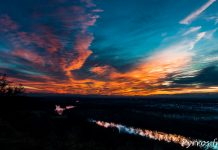 Le soleil se couche une dernière fois sur la Ville Rose avant la nouvelle année