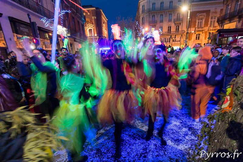 Tout le monde bouge en Rythme, Carnaval 2018 de Toulouse