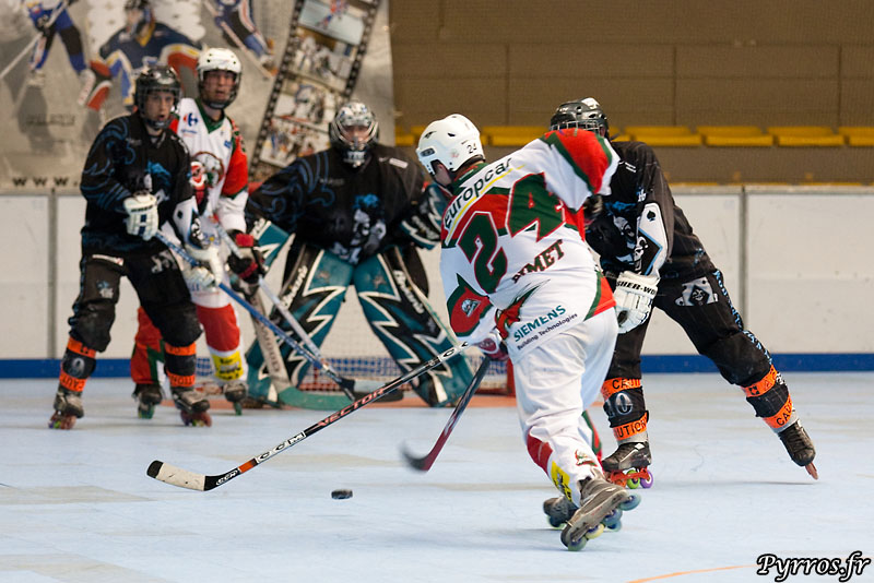 Coupe de france de roller in line hockey - Coupe de france de hockey ...