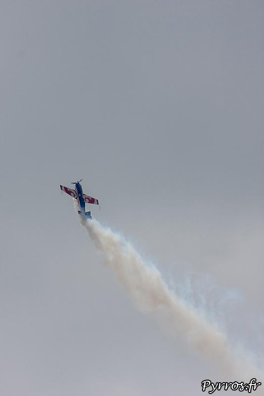Extra 330 SC équipe de voltige aérienne de l'armée