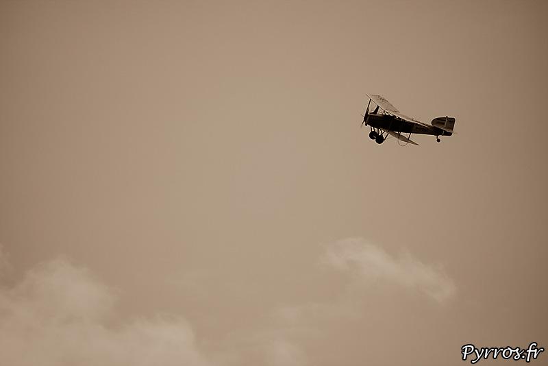 Le F-POST (Breguet 14) est, aujourd'hui, le seul Breguet XIV en situation de vol dans le monde.