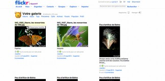 De Lightroom à FlickR, les photos sont visibles sur FlickR
