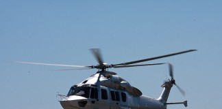 Eurocopter EC-175 (ou Z-15), décollage