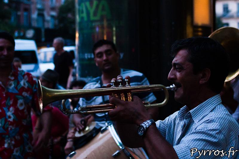 30eme fête de la musique a Toulouse. Place Esquirol