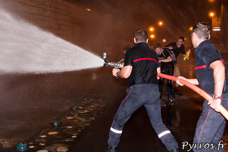 Rares sont les randonneurs qui échapperont aux pompiers de la caserne de Lougnon