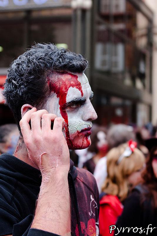 Zombie Iphone