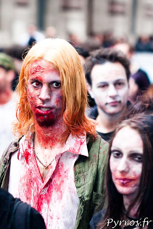 Regard de Zombie
