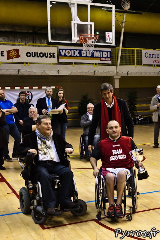 Le TOULOUSE INVALIDES CLUB termine a la seconde place et se qualifie pour essayer de remporter une coupe d'Europe