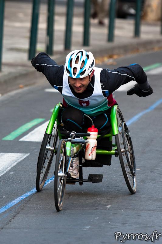Marathon Handisport International de Toulouse Métropole