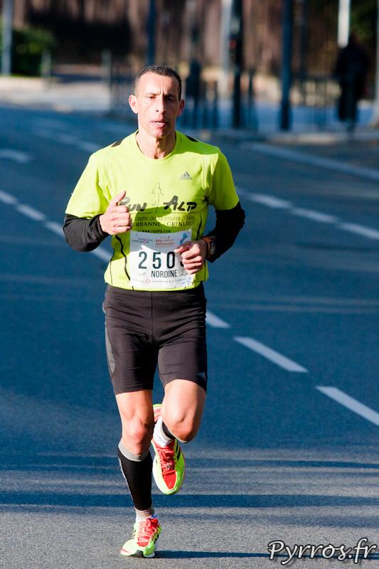 Marathon International de Toulouse Métropole, les coureurs cherchent le soleil