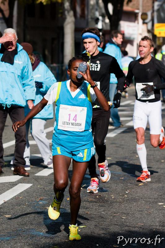 L'hydratation est obligatoire durant le Marathon International de Toulouse Métropole
