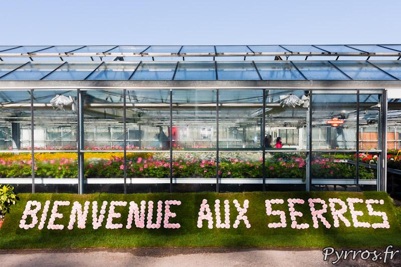 Bienvenue aux Serres Municipales de Toulouse