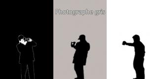 Photographe gris, il navigue entre deux mondes