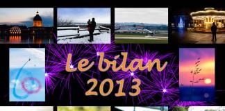 Rétrospective et bilan de 2013
