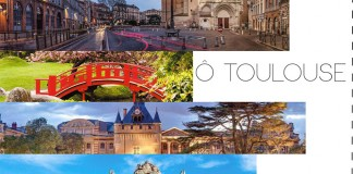 "Invitation exposition ""O Toulouse"""