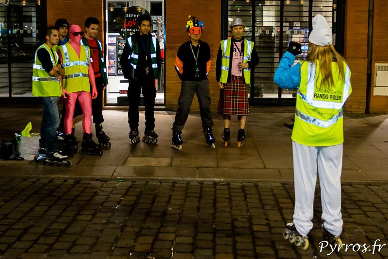 Le Carnaval de Roulez Rose, la Stroumphette photographe
