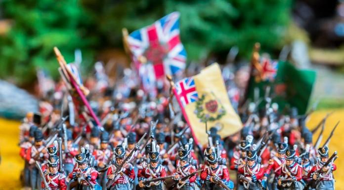 Les britanniques restent groupés