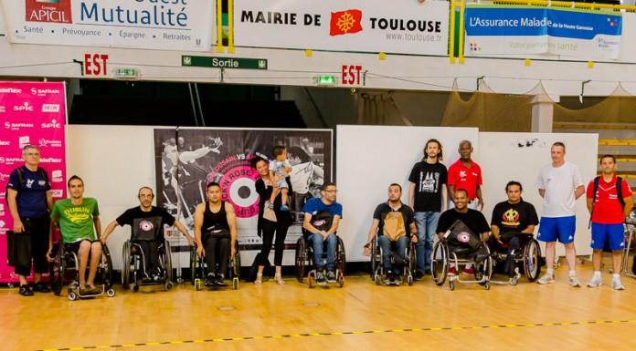 La sélection France termine à la quatrième place