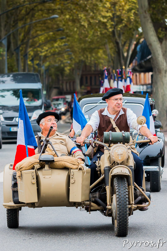 Toulouse commémore les 70 ans de sa libération, notamment autour de la Gare Matabiau