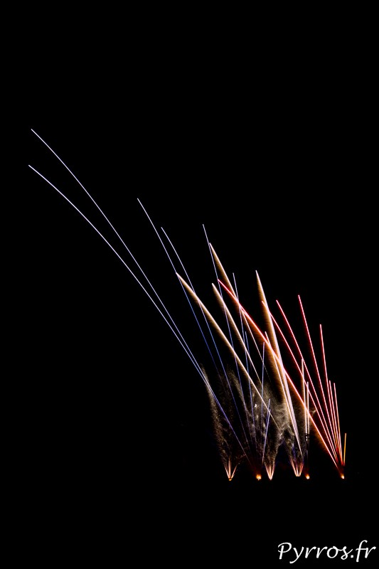 L'Union tire un feu d'artifice sur le stade de Saint Caprais