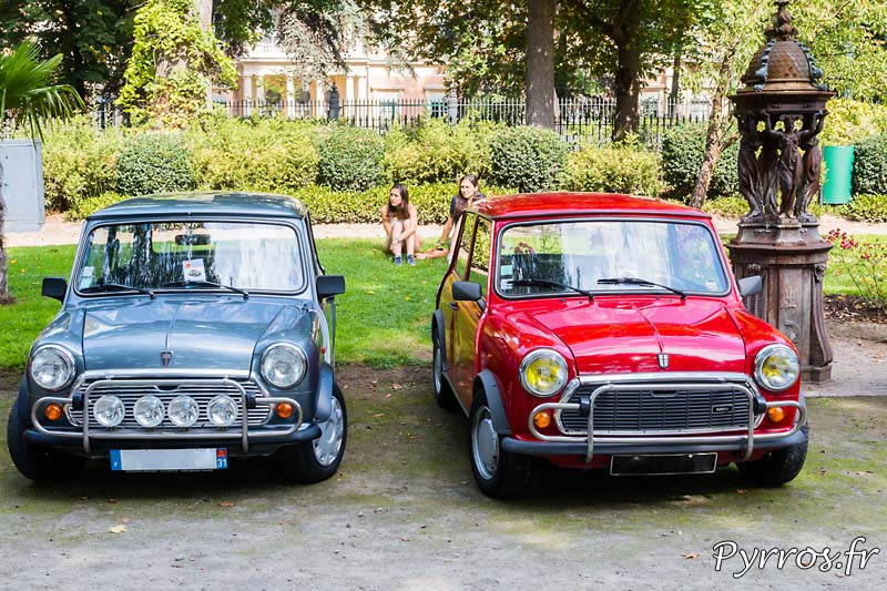 Mini Austin, so british