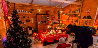 La salle à manger des lutins