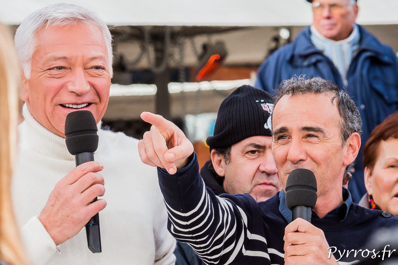Elie Semoun s'invite sur le plateau de Midi en France